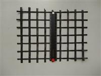 断裂强度60kN/m玻璃纤维土工格栅技术难点