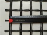 抗拉强度25kN/m双拉塑料格栅工程加固