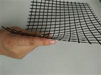 断裂强度110kN/m玻纤土工格栅工程性能
