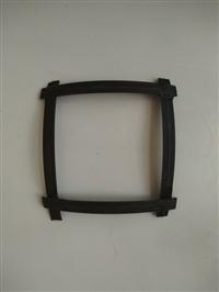 凸结点钢塑土工格栅工程专用  钢塑格栅