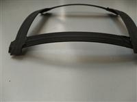 钢塑土工格栅用途  凸结点钢塑土工格栅