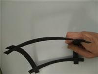锁扣式钢塑土工格栅GSZ150安全系数高