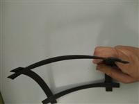 凸结点钢塑土工格栅GSZ180,结点剥离力300N