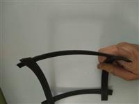 钢塑格栅促销  凸结点钢塑土工格栅