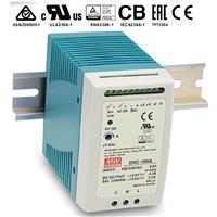 充电型明纬开关电源UPS型号DRC-100A