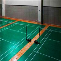山东PVC地板厂家 PVC运动地板 防滑耐磨地板 自粘地板