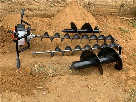 水平钻孔机横向穿管路下开孔免开挖顺畅运行