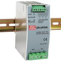 明纬开关电源40A直流不间断电源型号DR-UPS40
