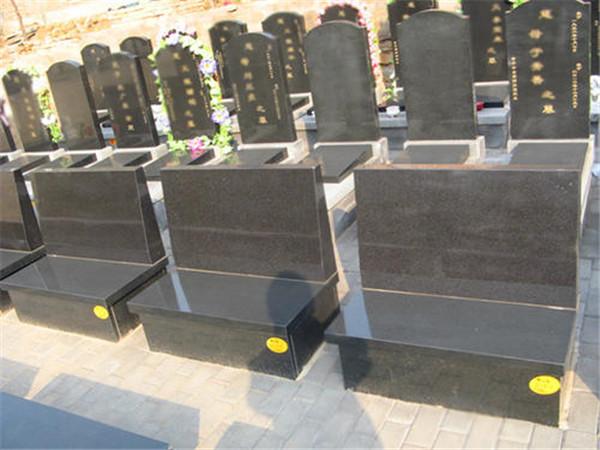 万寿园公墓的景色以及风水