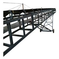钢绳芯高强度胶带输机 带式装车机  LJXY 皮带式输送机