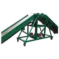 伸缩输送机皮带输送机 850方砂石装车机 鲁星胶带运输机安装