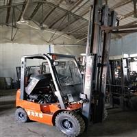 馬爾康二手叉車 1.5噸2噸3噸5噸叉車價格 合力柴油二手叉車發貨