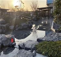 重庆景观黑山石 黑山石介绍 山水比德设计