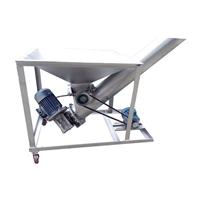 興運氣力輸送機 移動型螺旋輸送機費用 LJXY 螺旋輸送機電