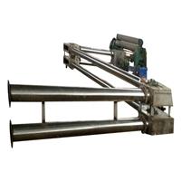 粉料管链式输送机 节能型管链输送机厂家 圣兴管链输送机刮板