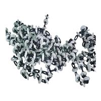 管链机生产厂家 环保无尘陶瓷粉管链输送机 圣兴供应管链提升输