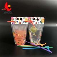 生产厂家恒星果汁水果茶袋 耐磨损果汁塑封袋