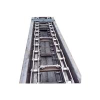 爐渣運輸機 fu鏈式刮板機 LJXY 刮板輸送機的鏈條選用