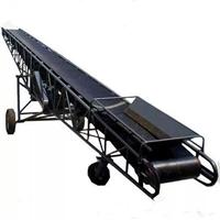 厂家直销防滑皮带机 750方沙场石子场全自动铲取料装车机 兴