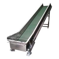 服装厂车间流水线 铝合金带式传送机 LJXY 自动生产线