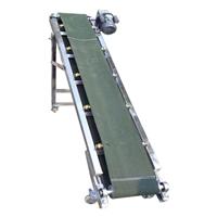 输送线铝型材 全铝型材皮带线 LJXY 伸缩滚筒输送机厂家