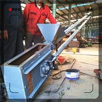 粉體管鏈機生產廠家PVC顆粒管鏈提升機 都用機械粘土粉工業管