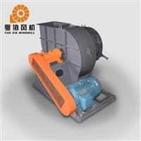 珠海鍋爐離心通風機_化鐵爐專用風機_粵協風機
