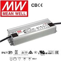 明纬MW开关电源HLG-320H-24调光LED驱动器全国各地代理商