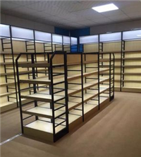 从事成都母婴展柜 母婴店钢木展柜 母婴用品展柜定做业务的厂家