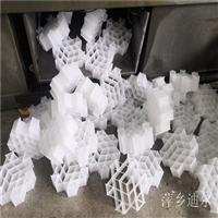 三菱连重环填料 规整填料 塑料PP棱形环填料