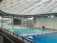 露天游泳池膜结构厂家直销 上门测尺安装