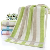 毛巾素色 韩国日用品批发  量大从优 津新棉毛