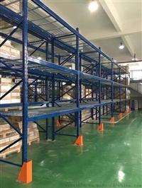 無錫重型橫梁式貨架工廠   立柱橫梁用料足  承載靠譜  高於同行