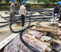 现款结算  广州番禺区废电缆线回收
