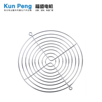 厂家直销风扇网罩17251散热风机网罩17cm防护铁网风扇网