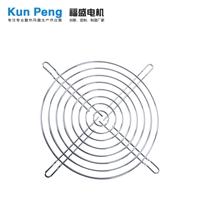 厂家直销风扇网罩15050散热风机网罩15cm防护铁网风扇网