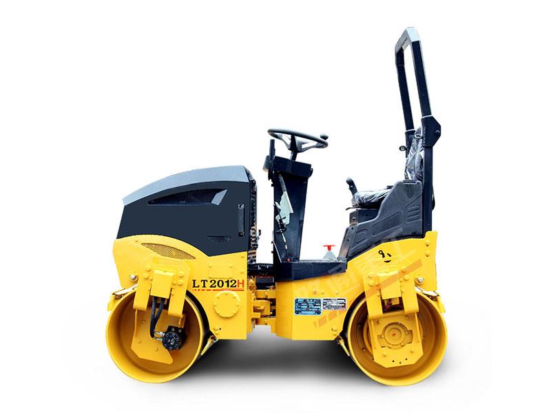 小型压路机3吨组合式3吨跑道碾压洛阳小型压路机
