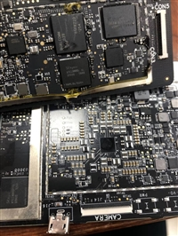 高价回收各种手机主板配件字库