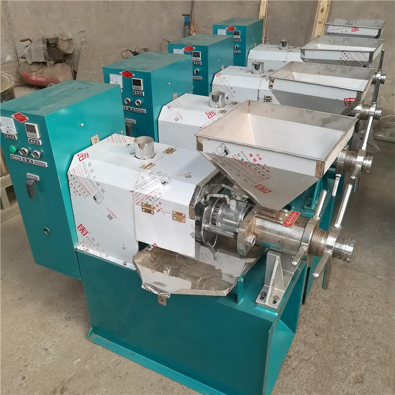 花生油小型榨油机设备  开办榨油坊赚钱机器