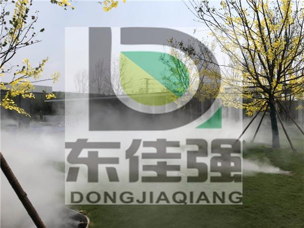 深圳景观喷雾雾森系统造价厂家