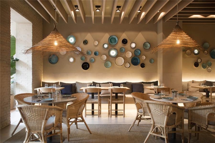 主题餐厅装修效果图