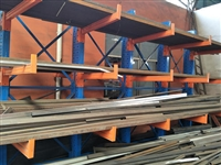 批發供應懸臂貨架  鋁型材貨架廠家   BG真人和AG真人倉儲貨架   管材貨架