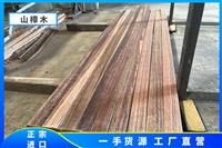 哈尔滨市露天柳桉木枕木
