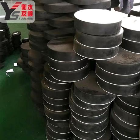 友顺桥梁支座厂家销售 桥梁圆形橡胶支座 圆形/矩形橡胶支座