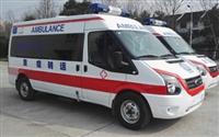 香港沙田区120急救车出租价格 暖心护送
