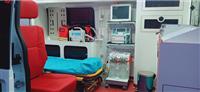 江西鹰潭市跨省救护车出租热线 值得托付