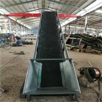 传送带输送机原理 饲料装车输送机 六九重工水泥饲料皮带传送机