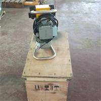 不锈钢板电动倒角机 便携式碳钢合金钢板坡口机 板材铣边机无噪音