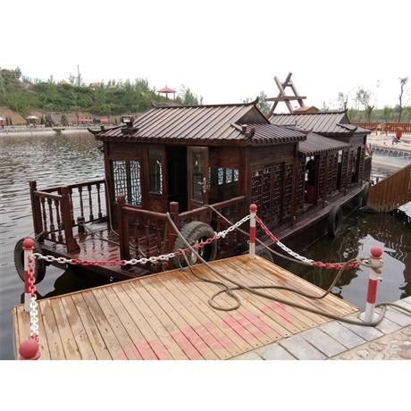 青海12人左右仿古房船德轩船业欢迎咨询