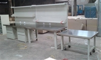 無錫工具櫃定製廠家   重型檢驗台   BG真人和AG真人定製廠家  防靜電工作台